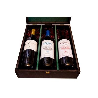 casseta3santorini - Cassetta Santorini  - 3 bottiglie bianco