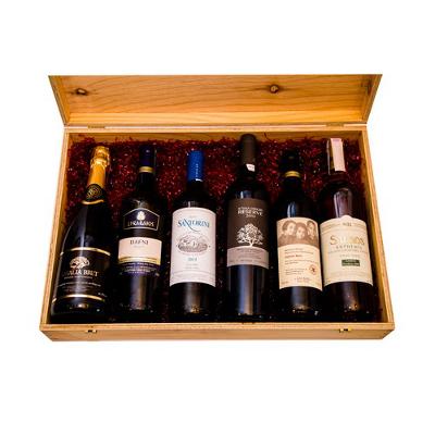 cassettalegno6autoctoni - Cassetta - I vini autoctoni - 6 vini