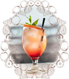 cocktail lovers on the sun - LIQUORE AL BERGAMOTTO CASTRO