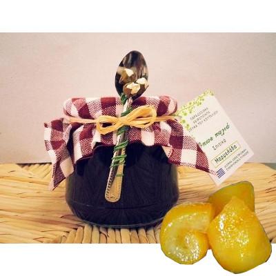 cucchiaio bergamotto - Dolce al cucchiaio al bergamotto