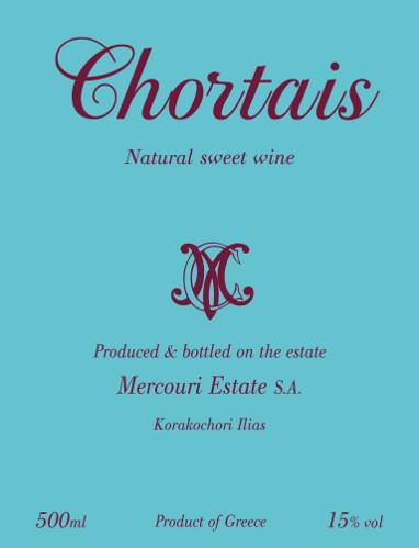 etichetta chortais - Chortais