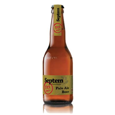 fridays septem - FRIDAY's Septem - Pale Ale