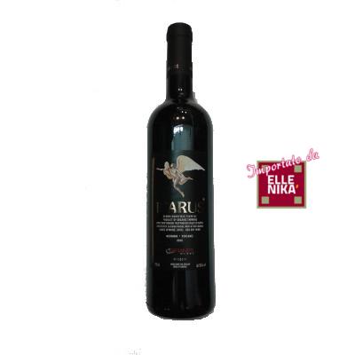 ikarus balck afianes - Ikarus Black vino rosso IGP Ikaria