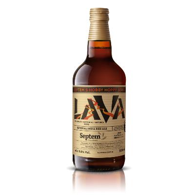 lavaseptem - LAVA Septem - Birra Imperial India Red Ale