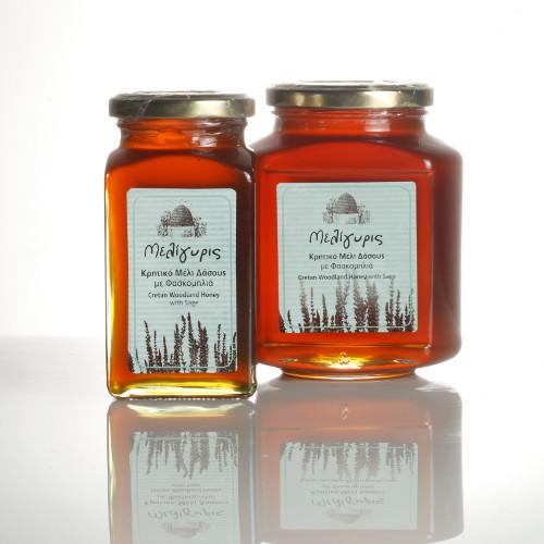 miele con salvia1 - Miele di bosco con salvia