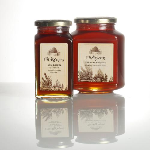 miele di bosco ed erica1 - Miele di bosco ed erica