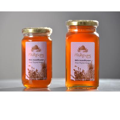 miele pino e timo meligyris - Miele di timo e pino