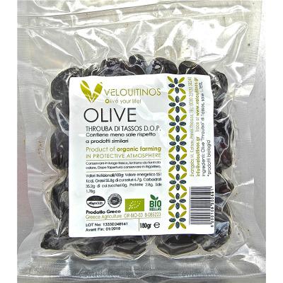 olivethroubabiodopthasso - Olive bio Throuba DOP Thassos