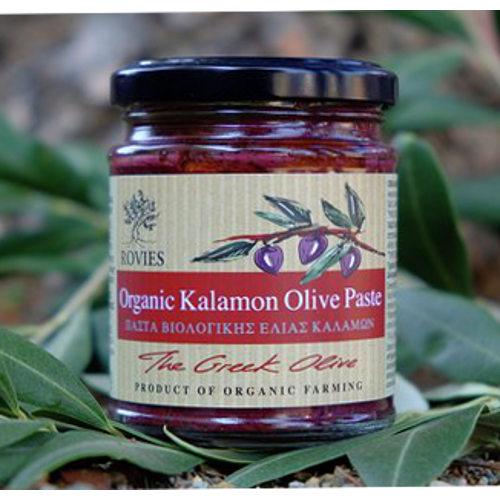 pasta bio di olive kalamon rovies