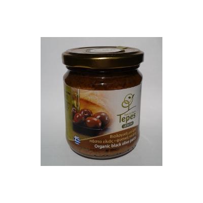 pastaneratepes - Pasta Biologica di Olive Kolovi nere