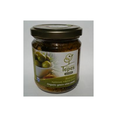 pastaverdetepes - Pasta Biologica di Olive Kolovi verdi