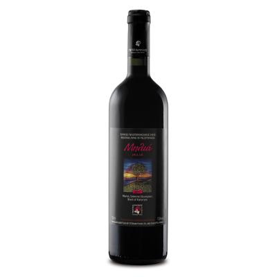 vino greco milia rosso - MILIA RED BIO