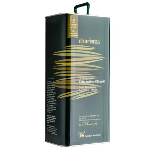 olio extravergine charisma isola creta 1 5 litri - Olio Extravergine Charisma Isola di Creta