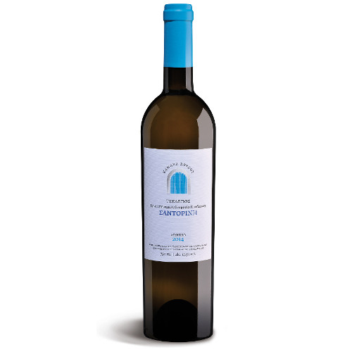 vino greco assyrtiko di santorini canava chrissou
