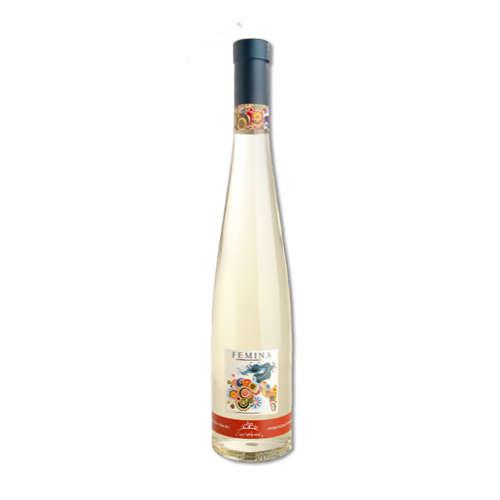 vino greco bianco femina douloufakis