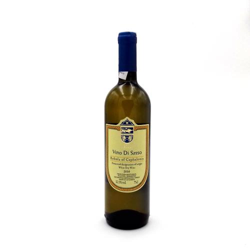 vino di sasso robola di cefalonia cantina sclavos