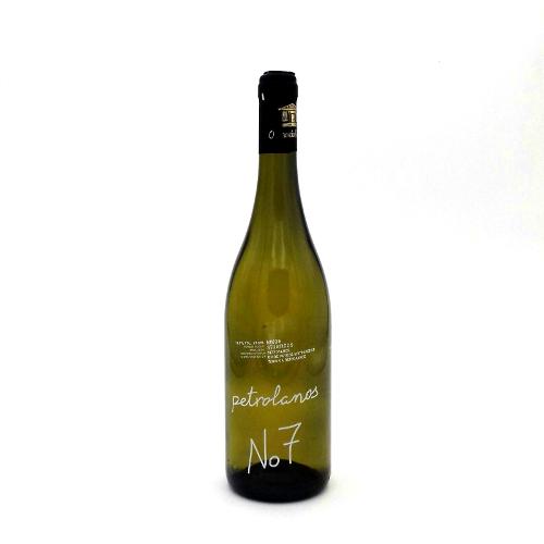 Petrolanos n.7 vino raro greco