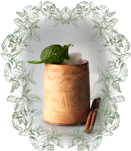 cocktail Spearmintale - Bitteraneo Mediterranean Tentoura