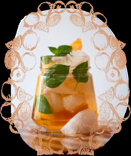 cocktail bergraki - Bitteraneo Mediterranean Mastiha