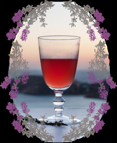 cocktail timo blu - Bitteraneo Mediterranean Timo