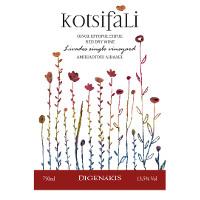 etichetta kotsifali livades cantina digenakis