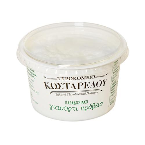 Yogurt di pecora Kostarelos